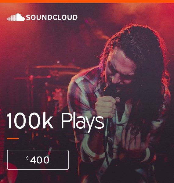 Buy 100.000 Soundcloud Streams - High Quality Service | PRandPromo