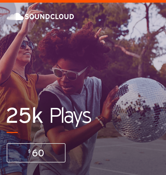 Buy 25,000 Soundcloud Streams - High Quality Service | PRandPromo