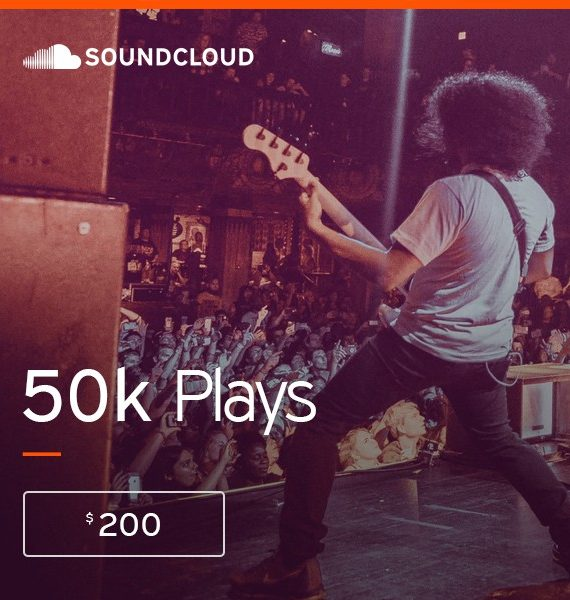 Buy 50.000 Soundcloud Plays - High Quality Service | PRandPromo