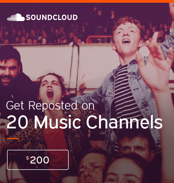 Buy 20 Soundcloud Reposts - High Quality Service | PRandPromo