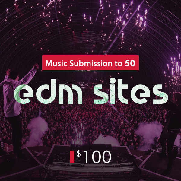 Submission to 50 EDM Websites