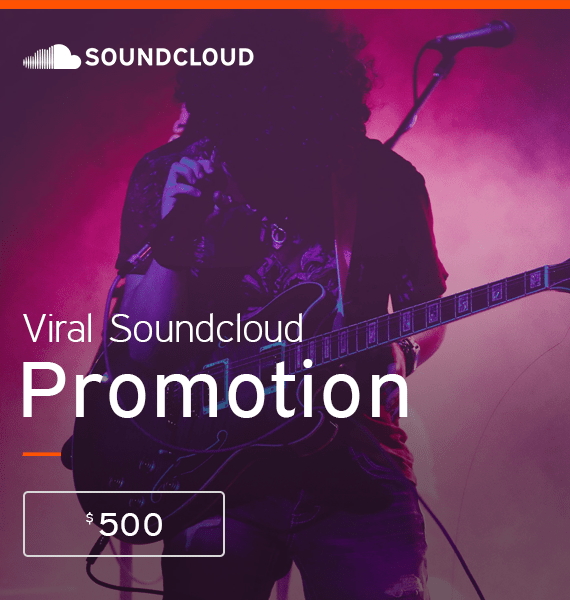Get Viral Soundcloud Promotion - High Quality Service | PRandPromo