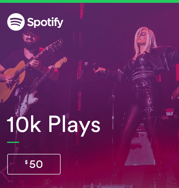 Buy 10.000 Spotify Plays - High Quality Service | PRandPromo