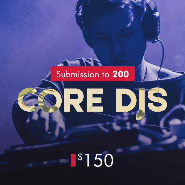 Music Submission to 200 Core DJs