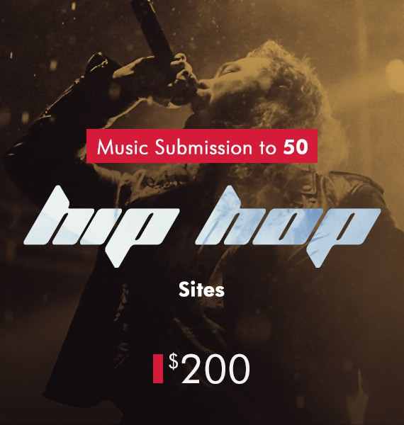Music Submission to 50 Hip Hop Websites - PR&Promo