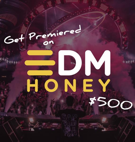 Premiere on EDM honey Magazine from PR&Promo