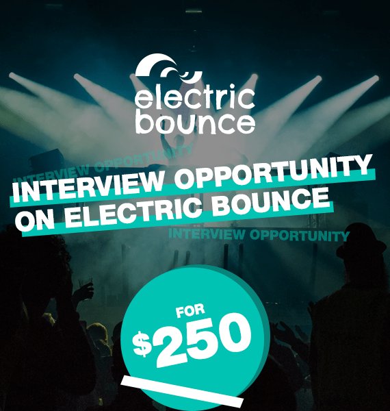 Interview Opportunity on Electric Bounce - PRandPromo
