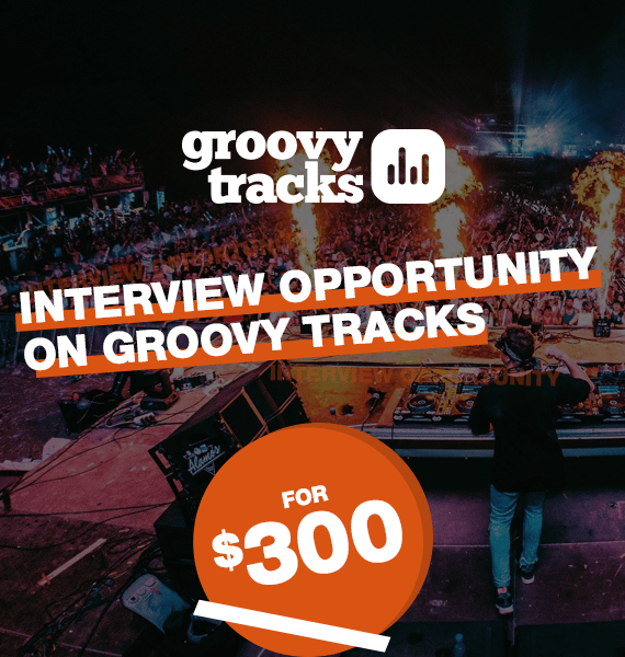 Interview Opportunity on Groovy Tracks - PRandPromo