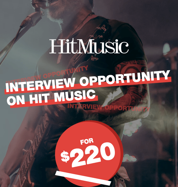 Interview Opportunity on Hit Music Magazine - PRandPromo