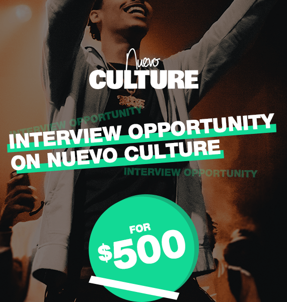 Interview Opportunity on Nuevo Culture - PRandPromo