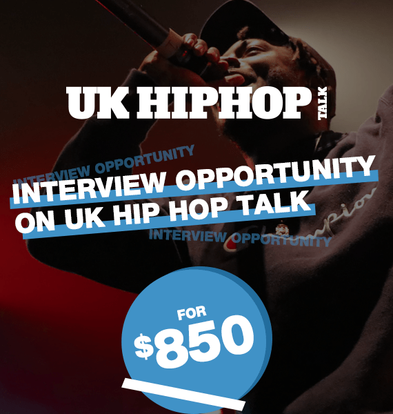 Interview Opportunity on UK HipHop Talk - PRandPromo