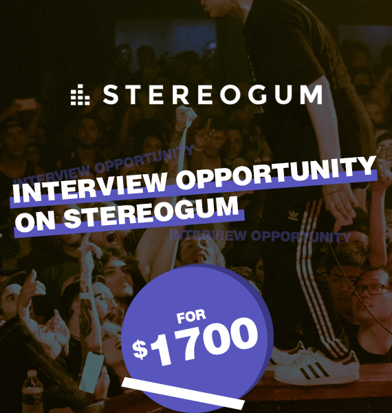 SEO title preview:Interview Opportunity on Stereogum - PRandPromo
