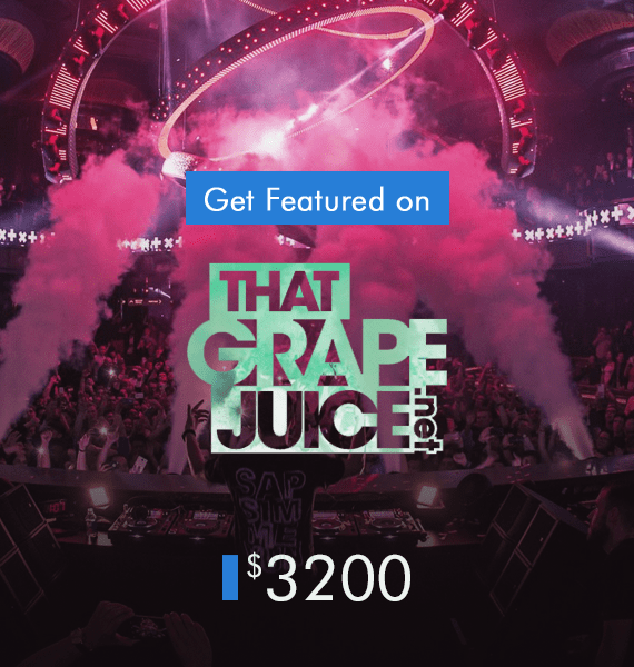 Get Featured on The Grape Juice - PRandPromo Music Deals